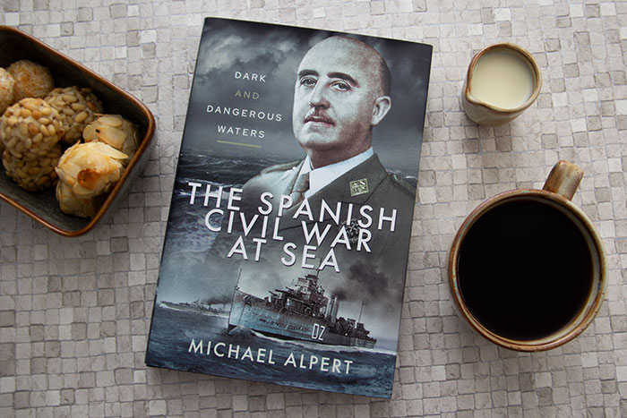 The Spanish Civil War at Sea by Michael Alpert